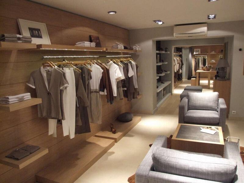 Boutique de vêtement cosy et confortable