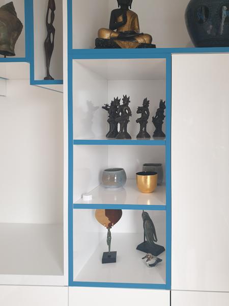 Aménagement intérieur appartement Buttes Chaumont