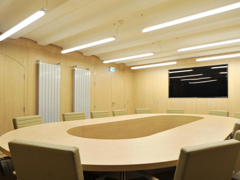 Agencement d'une salle de réunion à Paris - 5e arrondissement