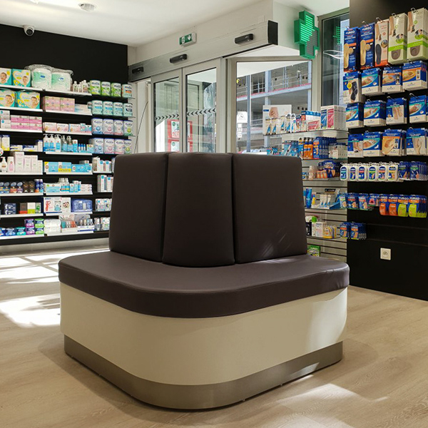 Agencement pharmacie à Malakoff