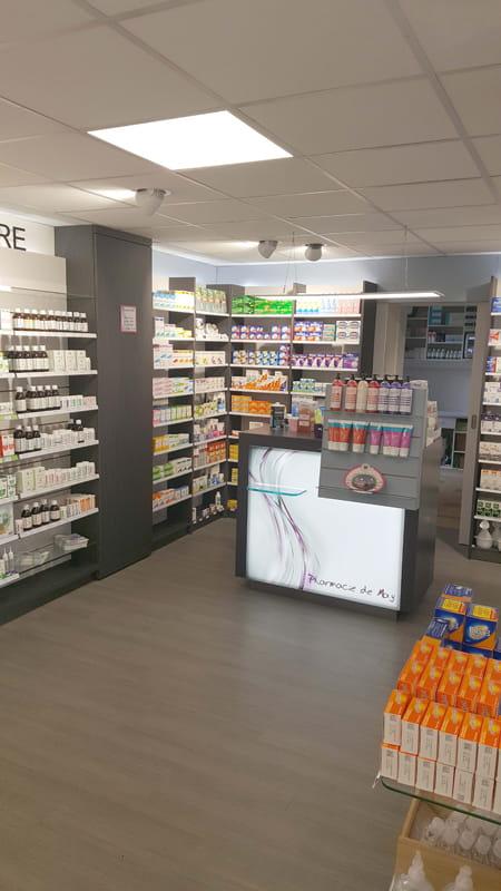Aménagement d'une pharmacie à May-sur-Orne