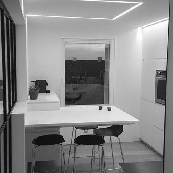 cuisine aménagement intérieur TM agencement