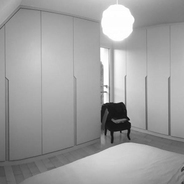 dressing aménagement intérieur TM Agencement