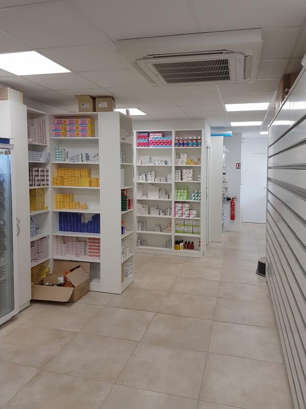 Optimisation de l'espace de stockage d'une pharmacie