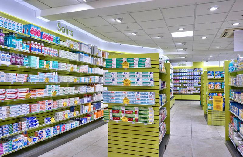 Création d'un parcour client optimisé pour une pharmacie