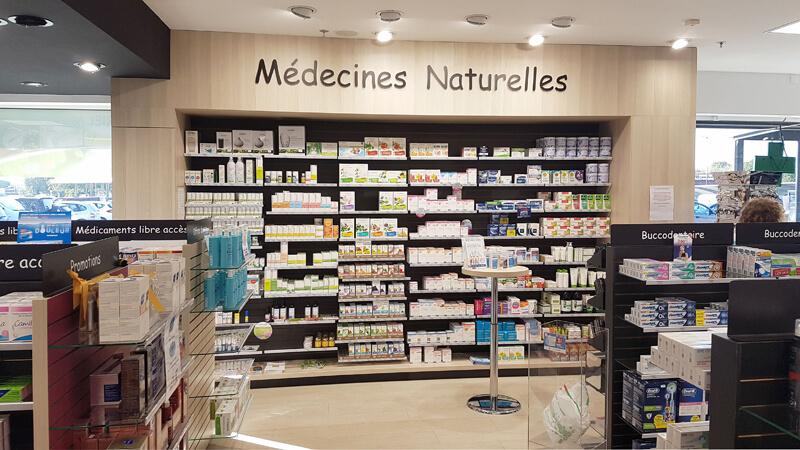 Espace médecines naturelles pharmacie à Fontenay-le-Comte
