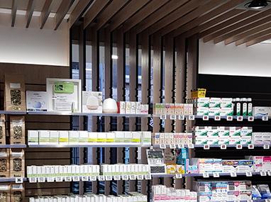 Agencement Pharmacie du Pont Saint-Jean à Bayeux